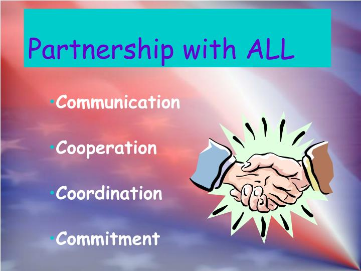 Partnership with ALL