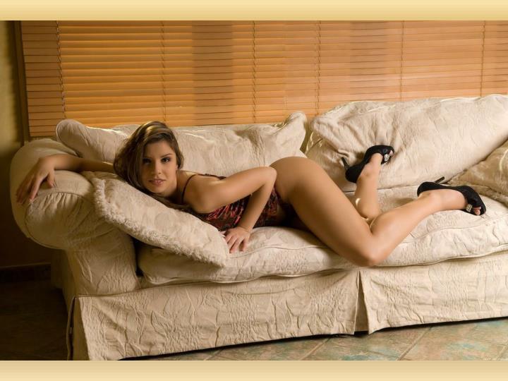 Esperando no sof