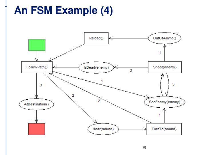 An FSM Example (4)