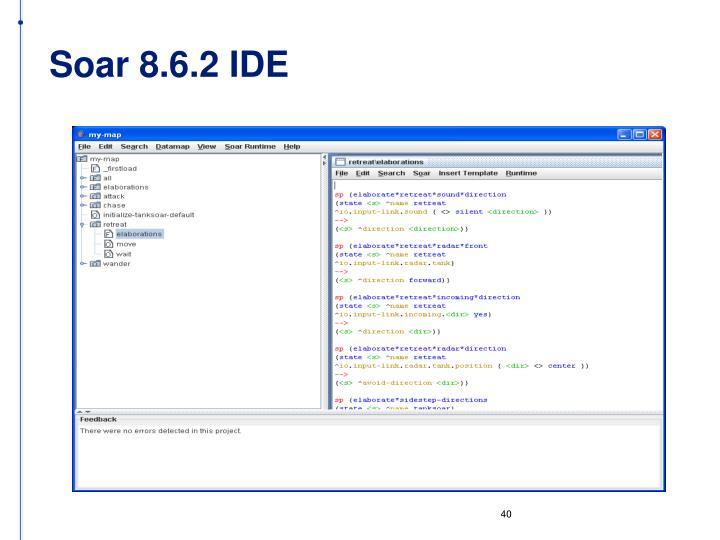 Soar 8.6.2 IDE