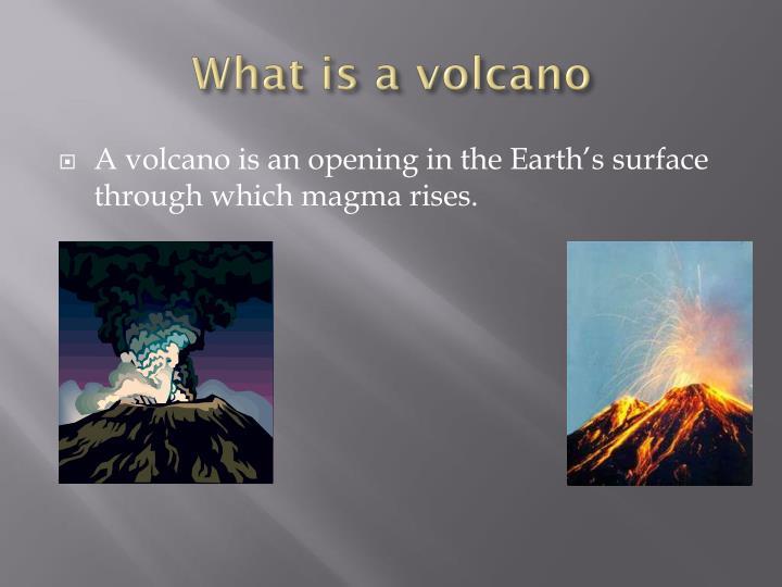 PPT - volcanoes PowerPoint Presentation - ID:3106469