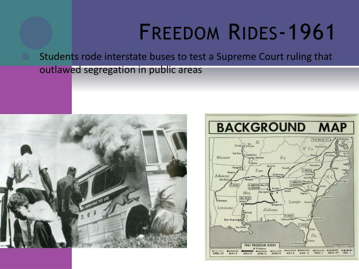 Freedom Rides-1961