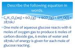 describe the following equation in words