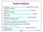 packet analyzers