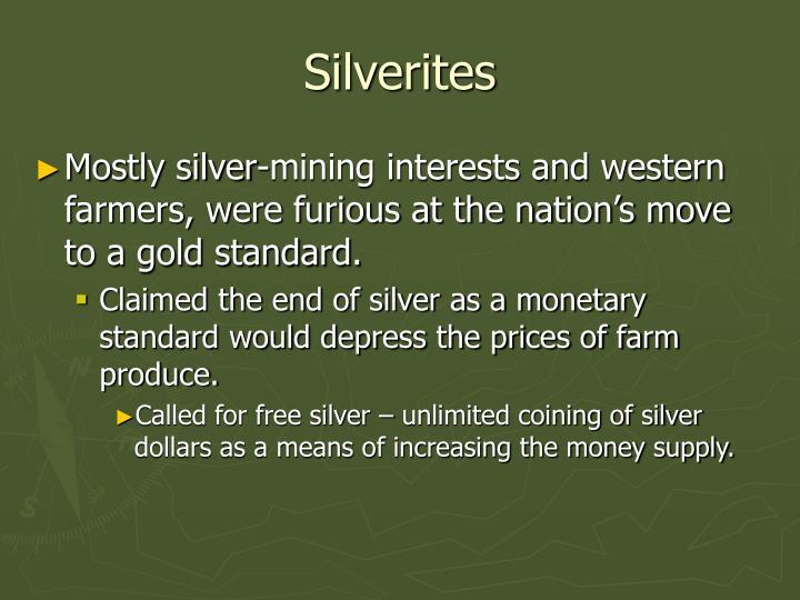 Silverites