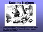 satellite nations