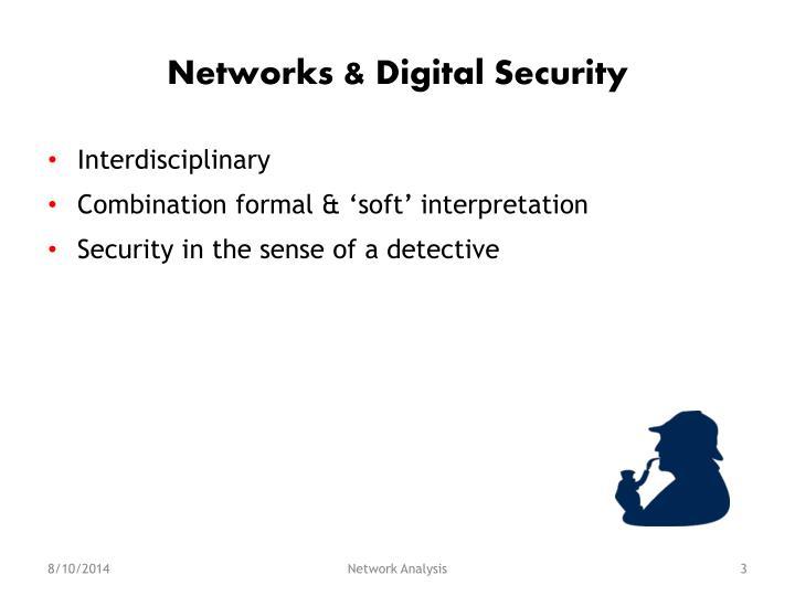 Networks digital security