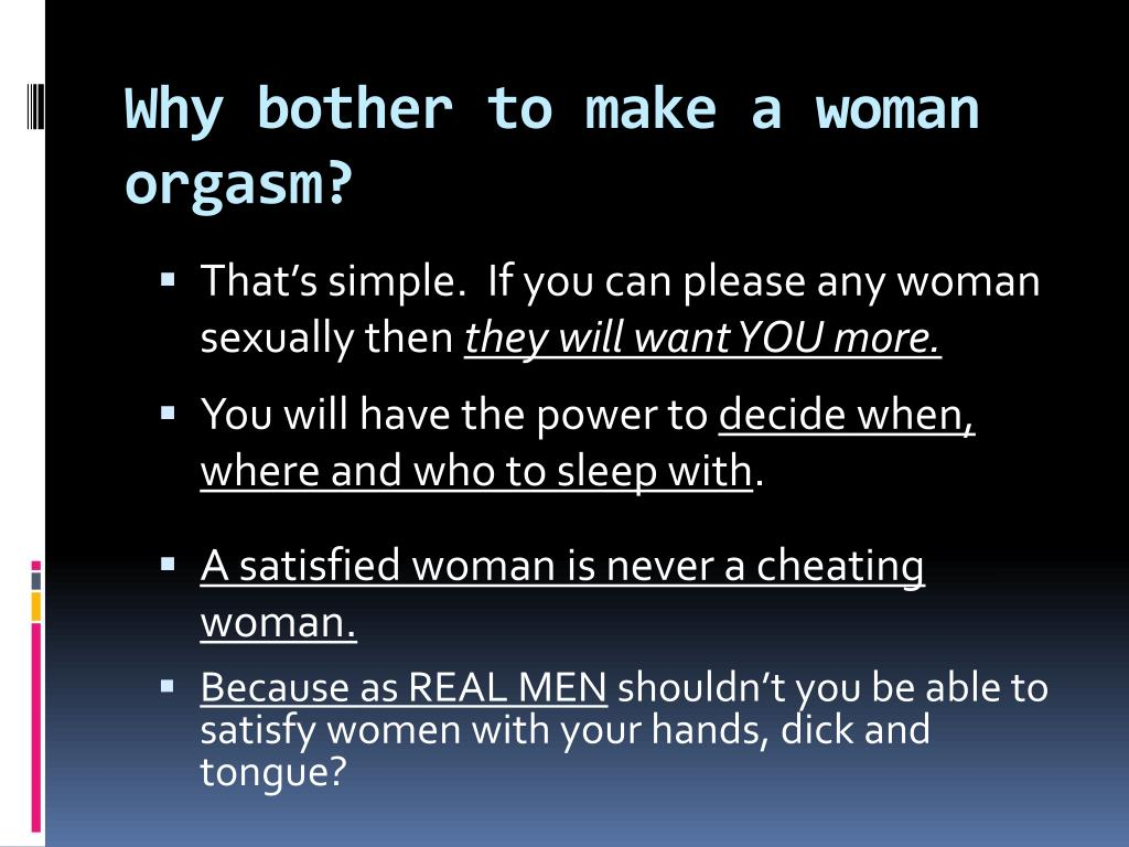 Woman Massage Woman Orgasm