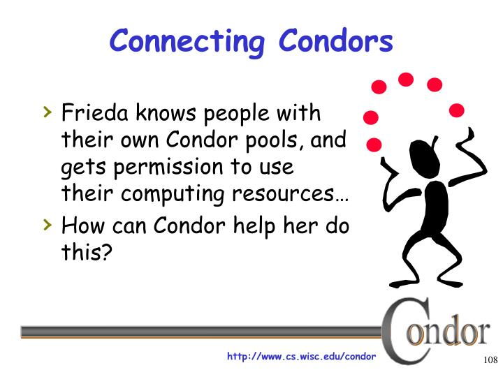 Connecting Condors