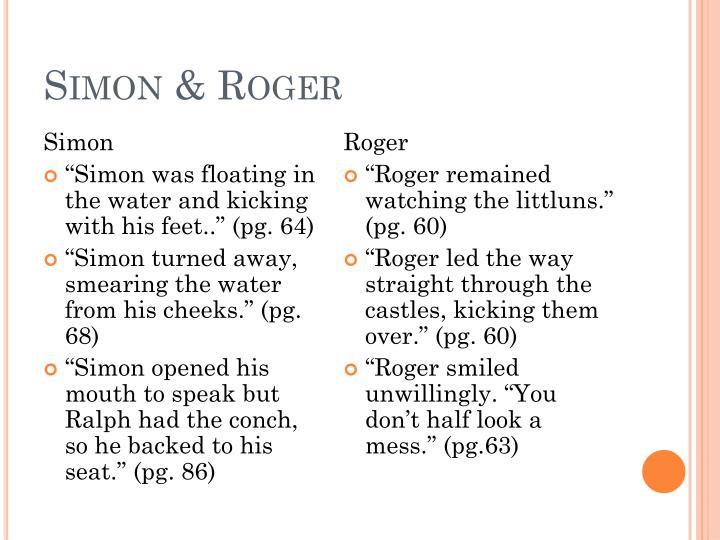 Simon & Roger