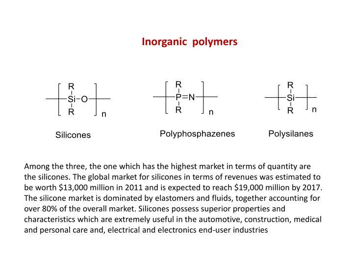 Inorganic  polymers