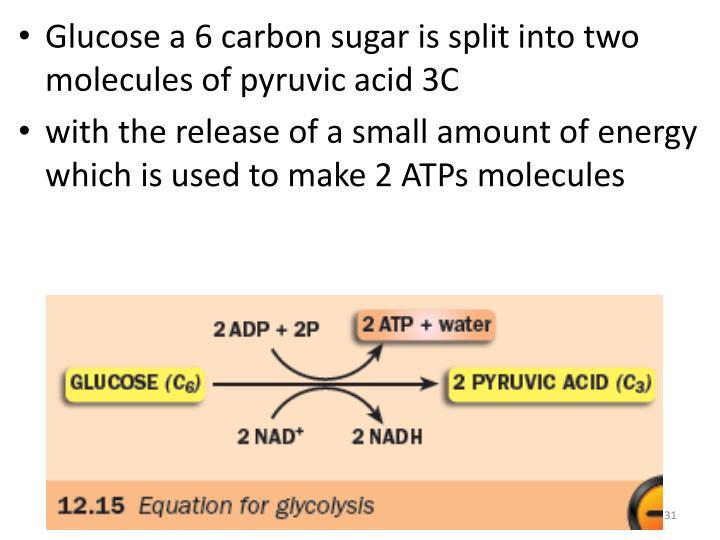 Glucose a