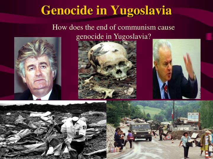 a history of how and why fighting among people in yugoslavia started Yugoslavia started its independence too early there was agreement between tito and gueorgy dimitrov for a balkan federation after the death of gueorgy dimitrov and disagreements between stalin and tito, yugoslavia become independent.