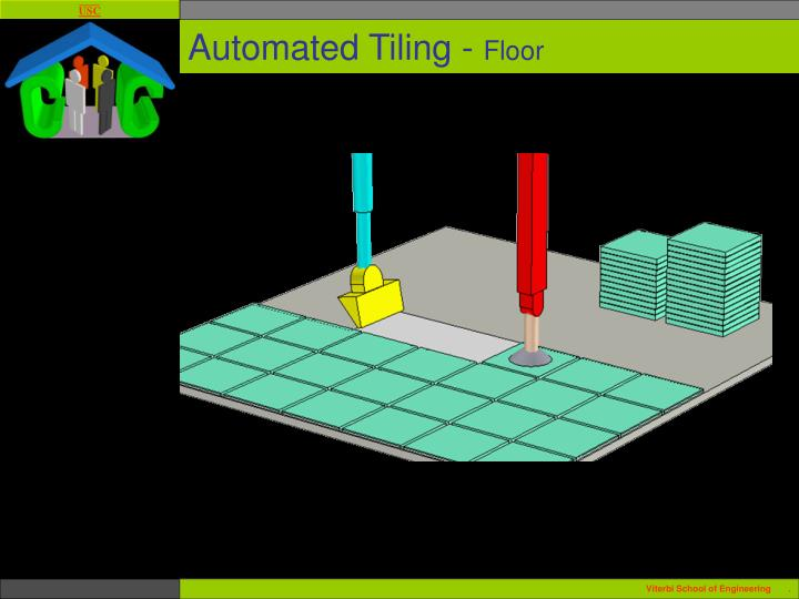 Automated Tiling -