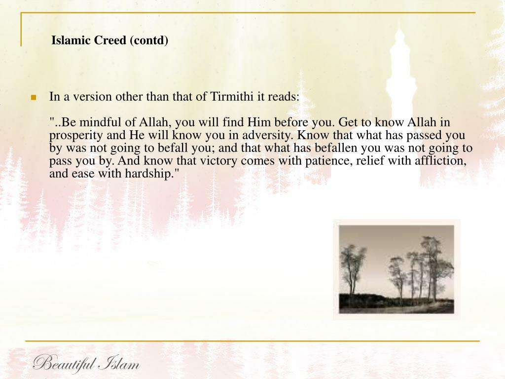 PPT - Forty Hadith PowerPoint Presentation - ID:3109644