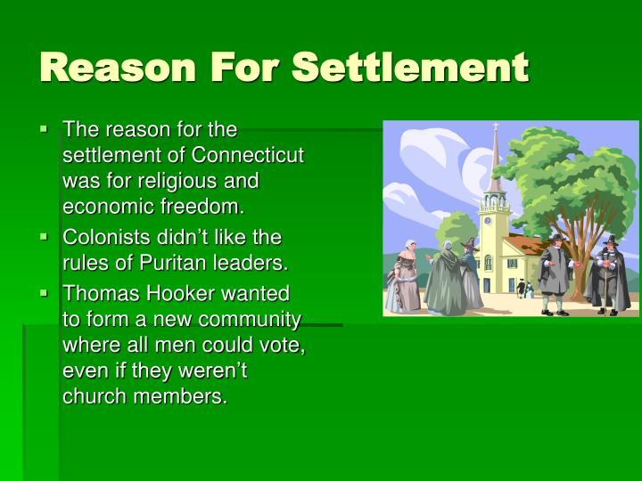 Reason for settlement