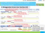 2 3 cpe inventory product master how to create2