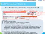 2 6 cpe inventory stock in14