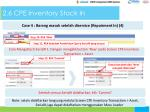 2 6 cpe inventory stock in22