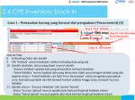 2 6 cpe inventory stock in4