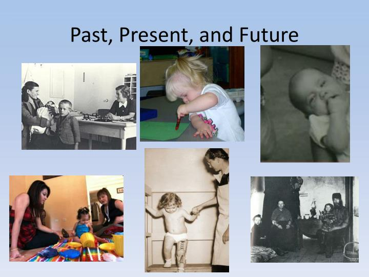 Past, Present, and Future