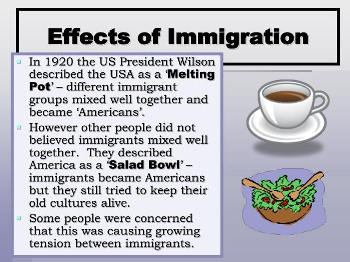 does immigration affect