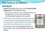 the school of athens analysis2