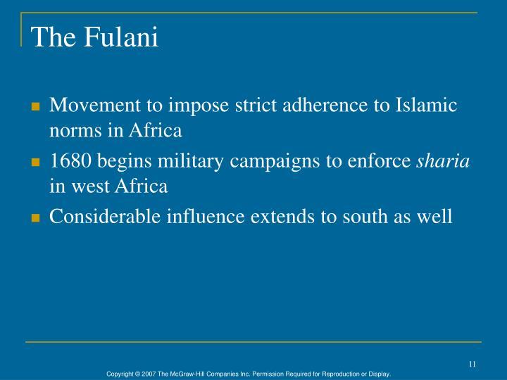 The Fulani