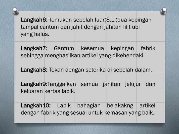 Langkah6: