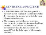 statistics in practice1