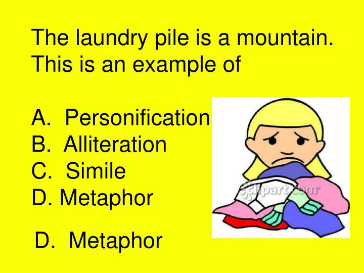 Ppt Figurative Language Review Powerpoint Presentation Id3112658