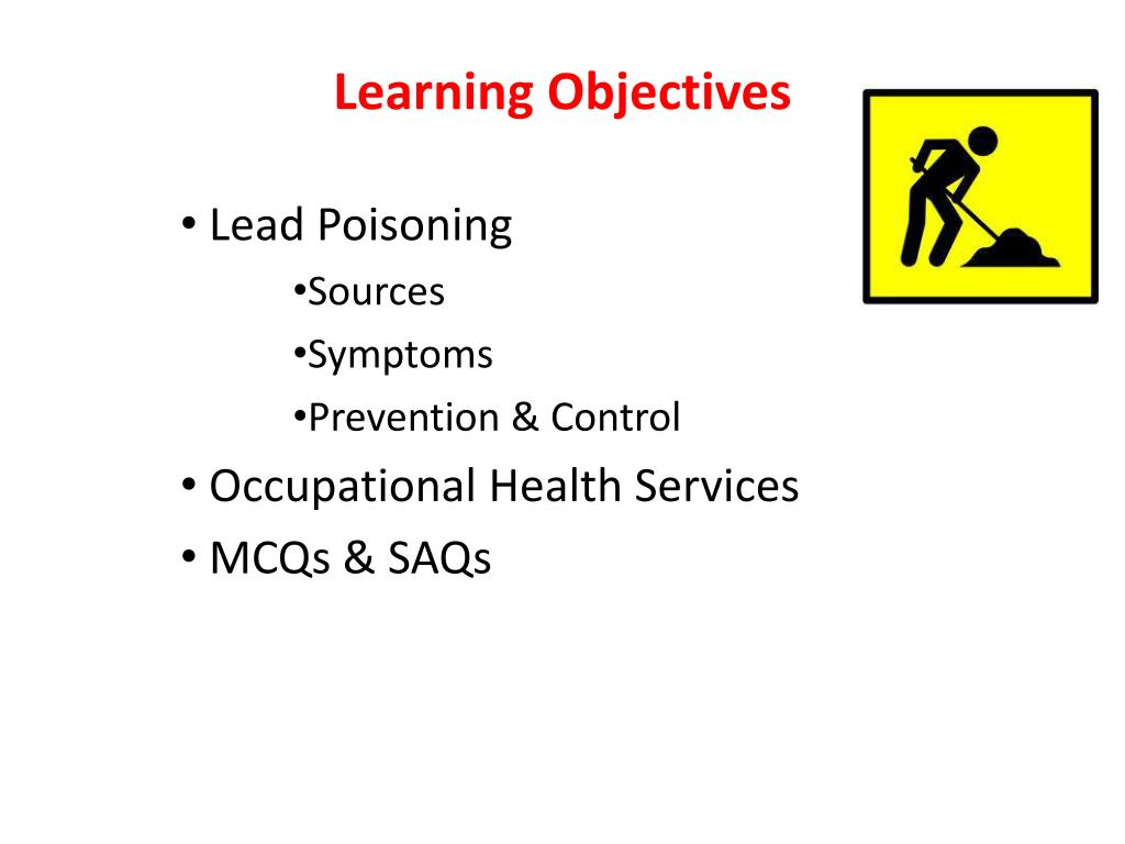 PPT - Occupational Health & Safety PowerPoint Presentation