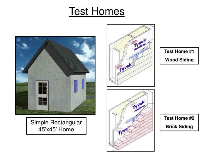 Test Homes