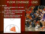 floor coverage lead