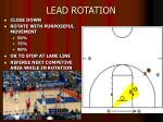 lead rotation1