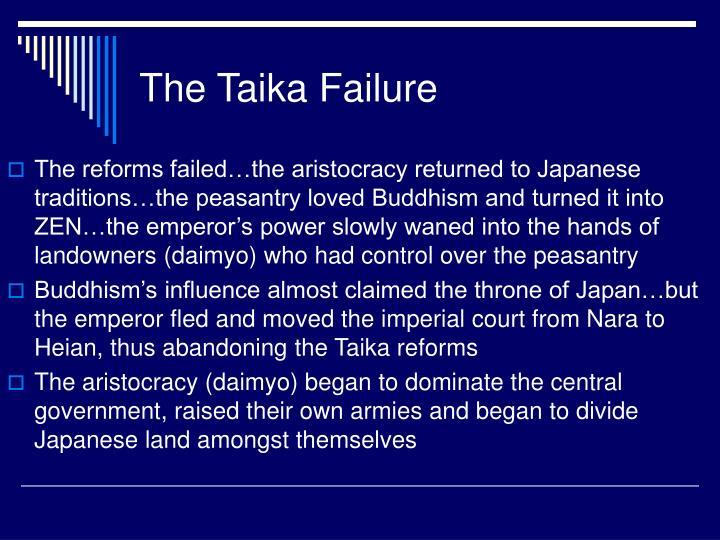 The Taika Failure
