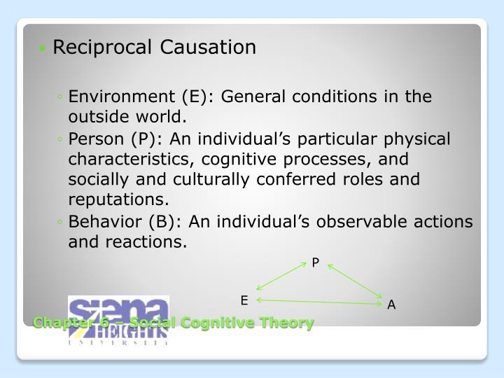 Reciprocal Causation