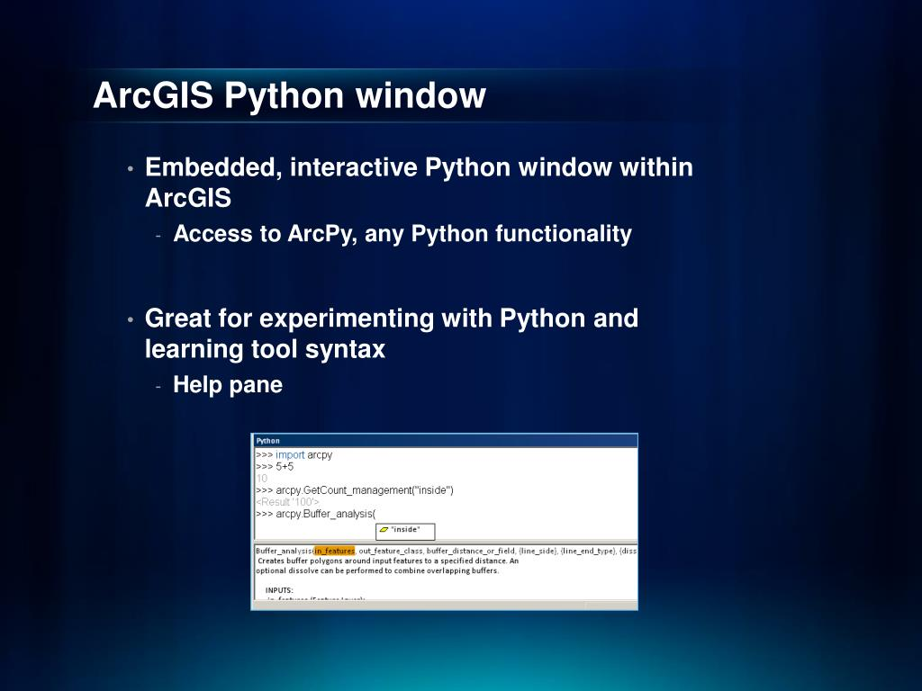 PPT - Python – Getting Started PowerPoint Presentation - ID:3115068