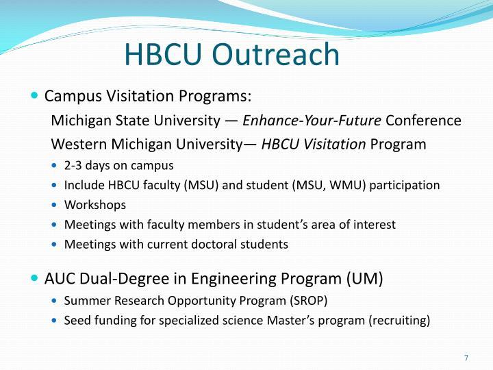 HBCU Outreach