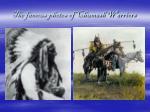 the famous photos of chumash warriors