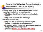 perverts r us www sites connecticut dept of public safety v doe 538 u s 1 2003