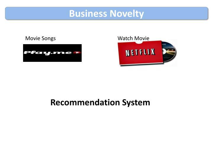 Business Novelty