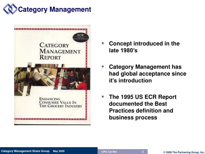 Category management 8 step process k--y. Top 2018.