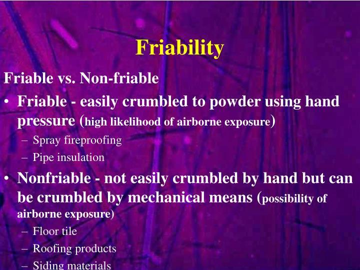Ppt Asbestos Awareness Powerpoint Presentation Id 3116694