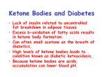 ketone bodies and diabetes