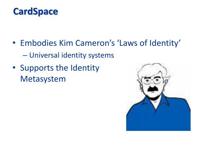 CardSpace