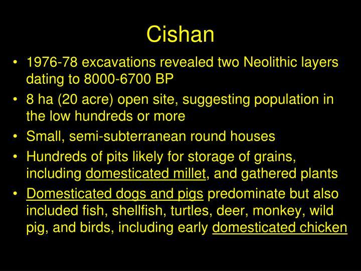 Cishan