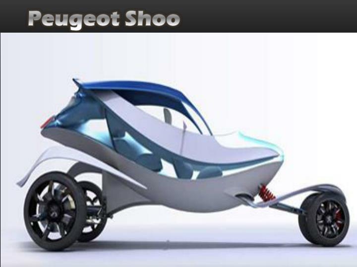 Peugeot Shoo