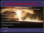 rajshi technologies india pvt ltd1