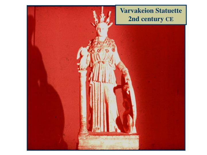 Varvakeion Statuette